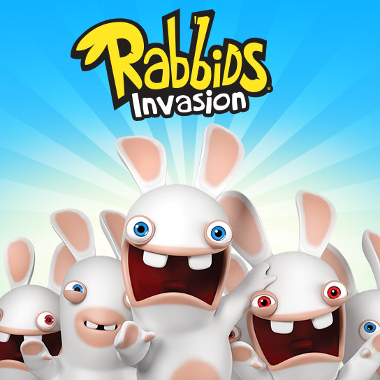 Rabbids-Invasion / Dubbed in various language 2019